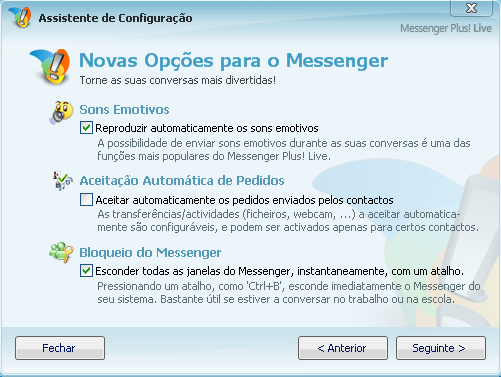 messenger plus21