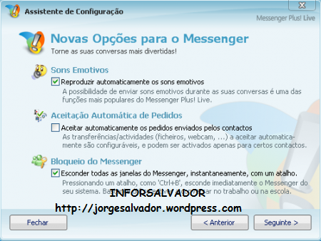 EMOTIVOS MSN PLUS DOWNLOAD GRÁTIS SONS